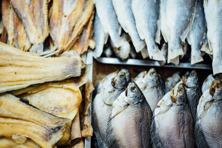 seafood healthy foods