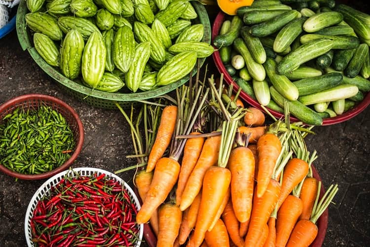 vegetables healthy foods for better future