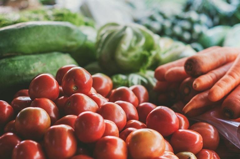 vegetables healthy foods