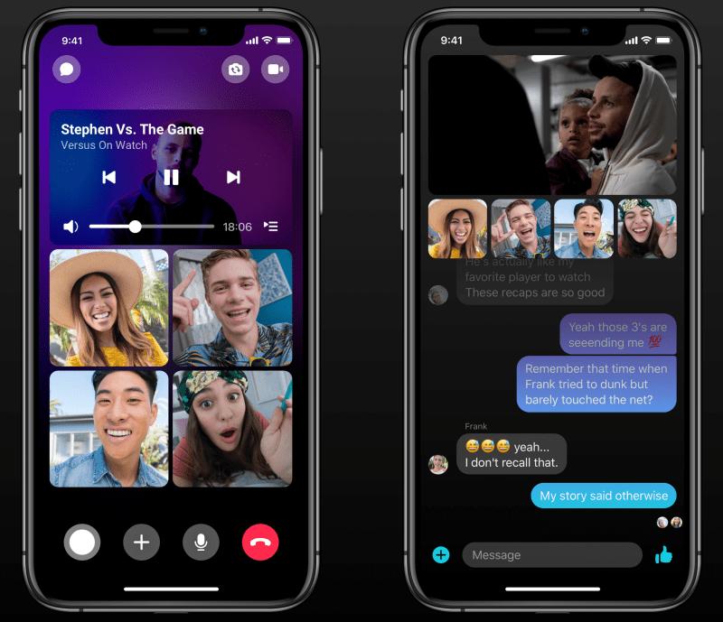 facebook messenger top video calling app