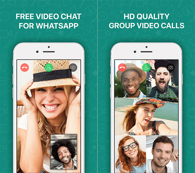 best whatsapp group video calling app