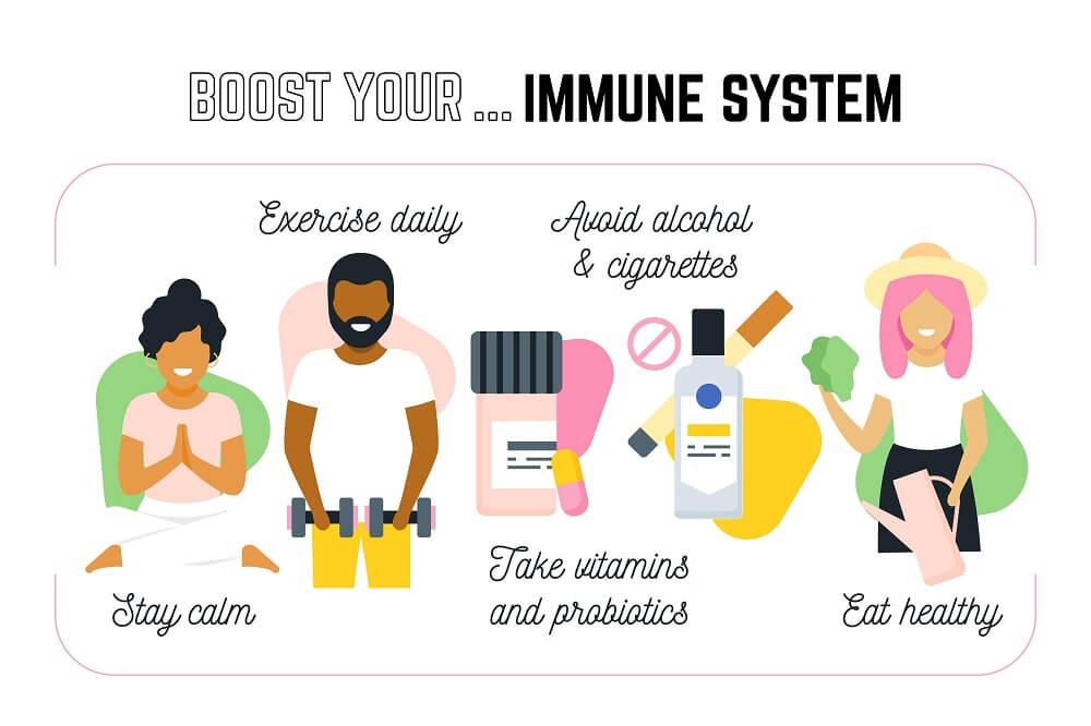 immunity boosting tips