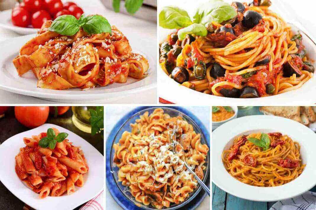 Delicious Italian food