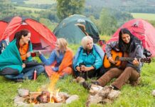 Games to Play around Campfire with Family