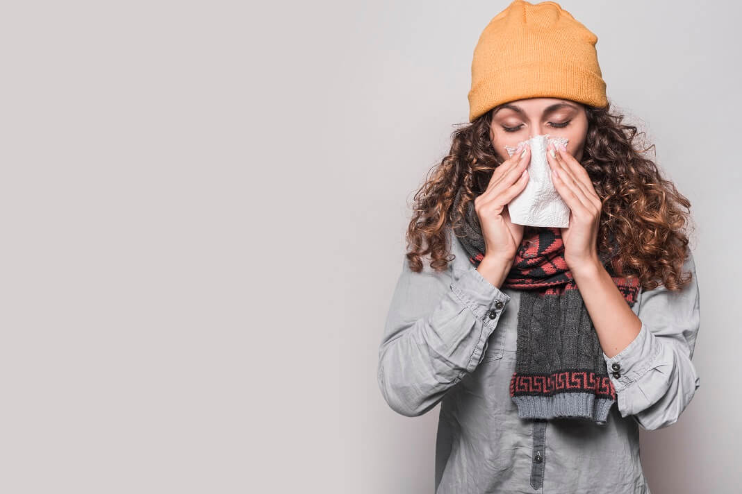 Simple Hacks for Avoiding Cold and Flu