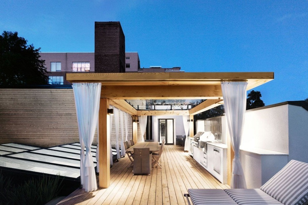 Tips to Decorate Your Home Rooftop