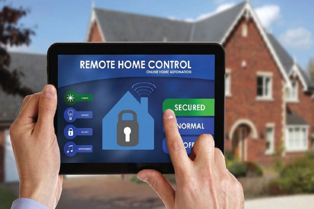home secure technology