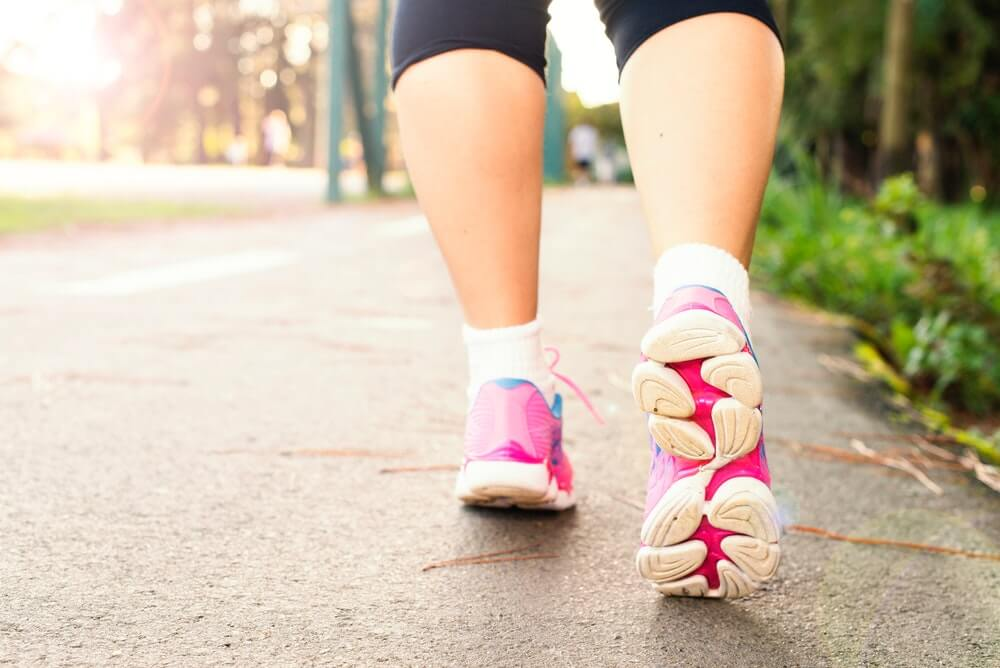 benefits of evening walk