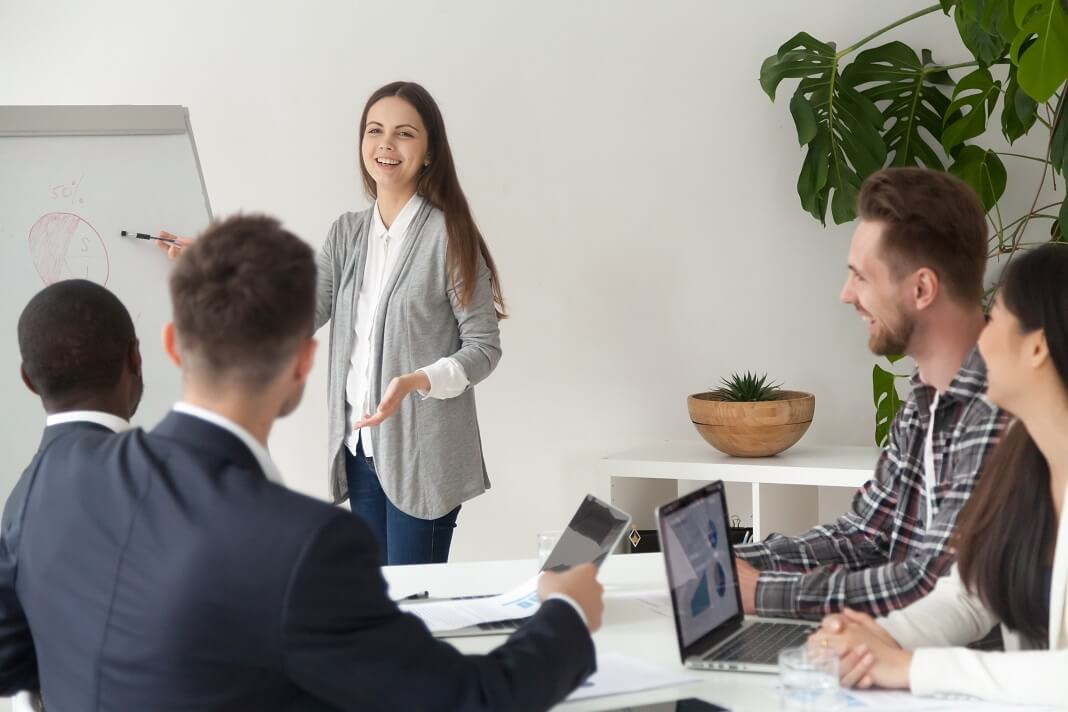 How to Make Your Business Presentation Less Boring