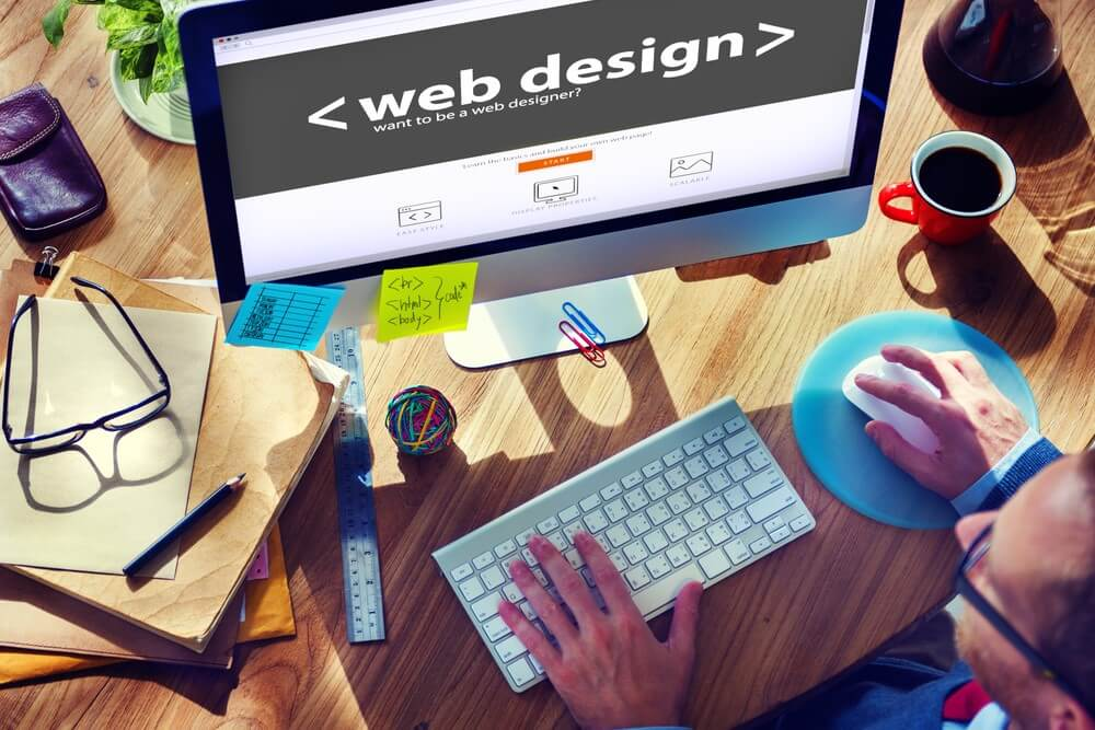factors involved in a new website Development