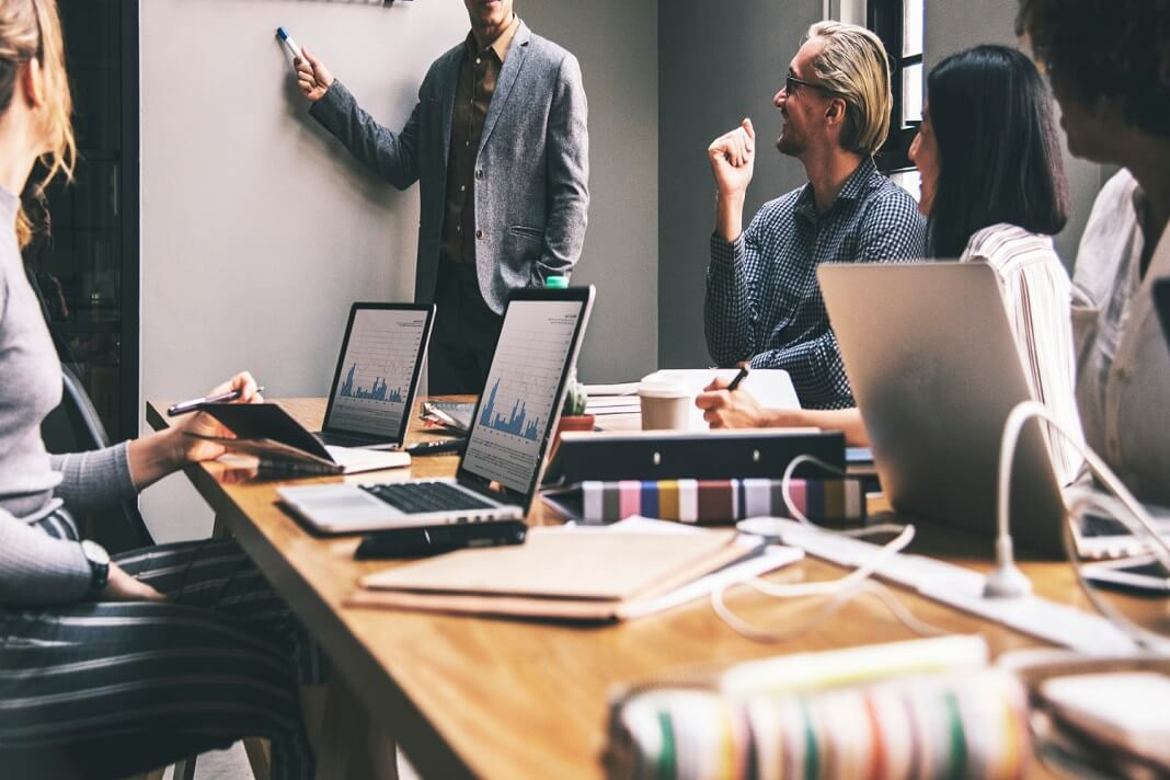 How does marketing management help improve business performance